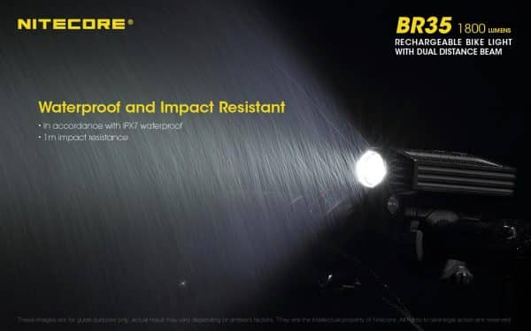 BR35 NITECORE