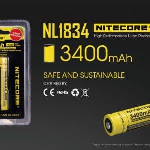 NL1834 NITECORE