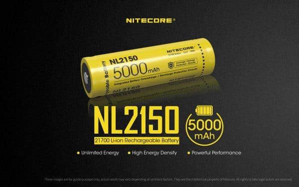 NL2150 NITECORE