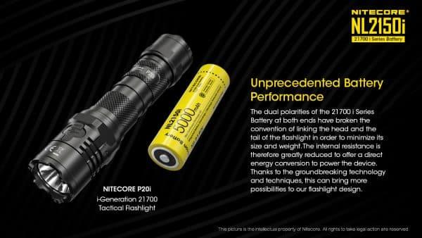 NL2150i NITECORE