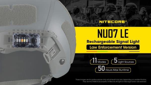 NU07LE NITECORE
