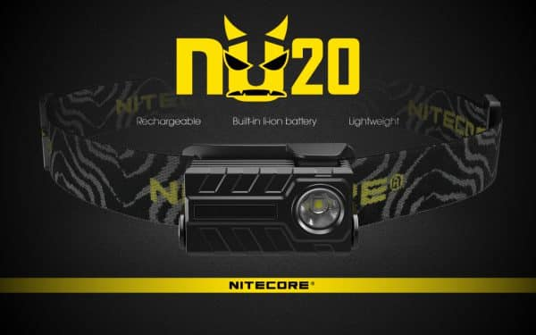 NU20 NITECORE