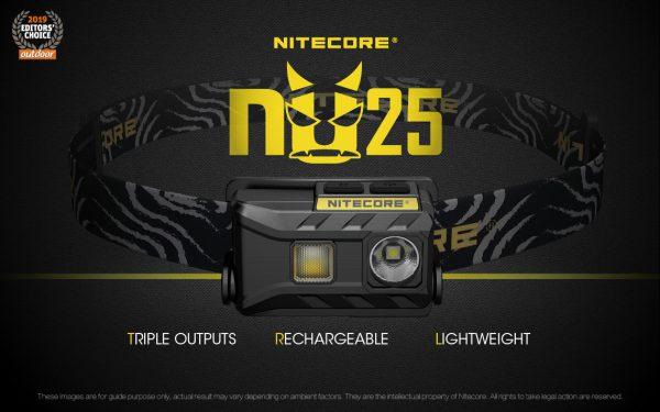 NU25 NITECORE