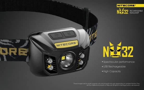 NU32 NITECORE