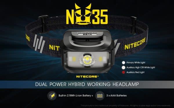 NU35 NITECORE
