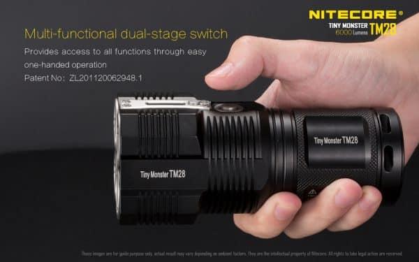 TM28 NITECORE