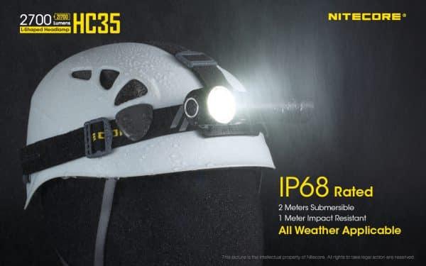 HC35 nitecore