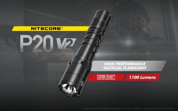 P20V2 NITECORE