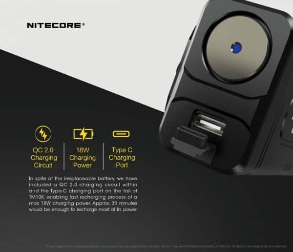 TM10K NITECORE
